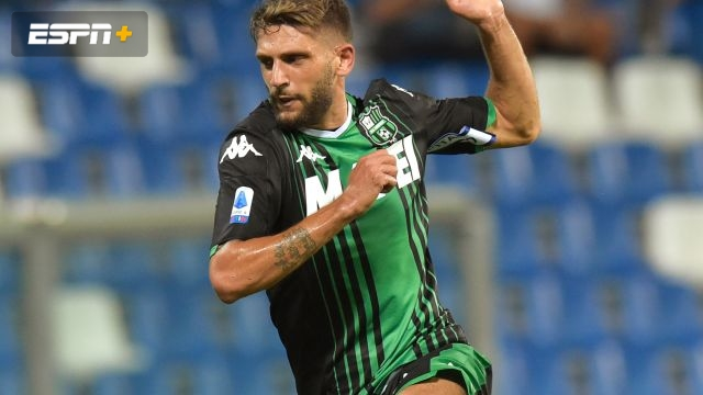 Sassuolo vs. Perugia (4th Round) (Coppa Italia)