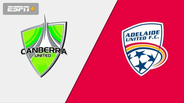 Canberra United vs. Adelaide United (W-League)