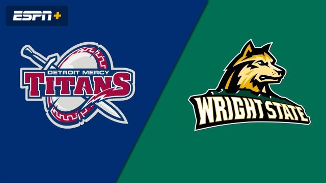 Detroit Mercy vs. Wright State (M Soccer)