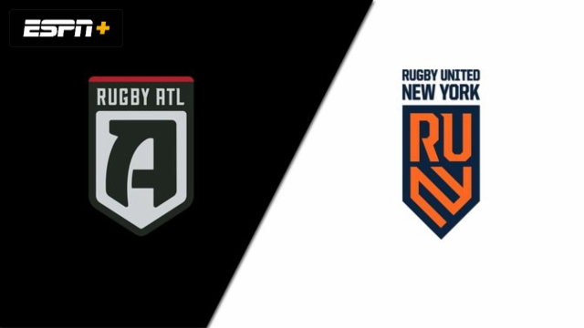 Rugby ATL vs. Rugby United New York