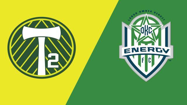 Portland Timbers 2 vs. OKC Energy FC