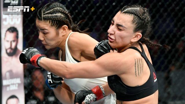 Nadia Kassem vs. Ji Yeon Kim (UFC 243)