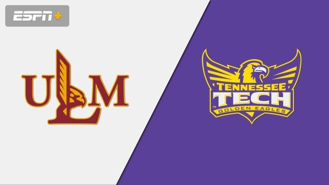 UL Monroe vs. Tennessee Tech (W Basketball)