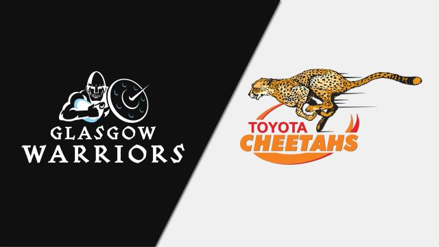 Glasgow Warriors vs. Cheetahs (Guinness PRO14 Rugby)