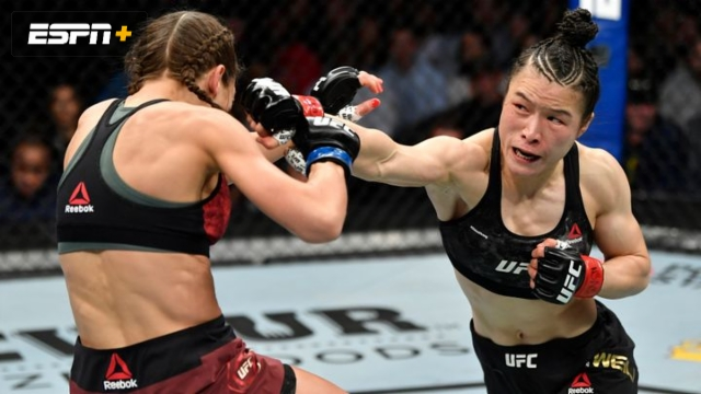 Zhang Weili vs. Joanna Jedrzejczyk (UFC 248)