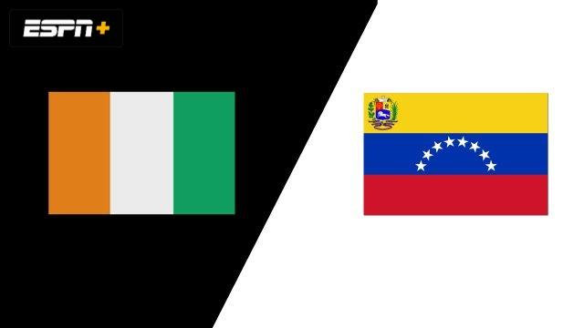 Ivory Coast vs. Venezuela (Group Phase)