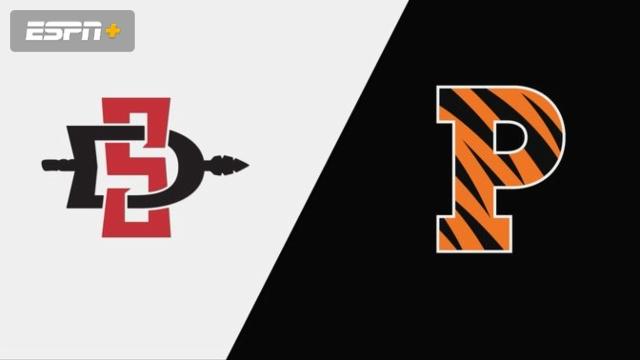 San Diego State vs. Princeton (W Water Polo)