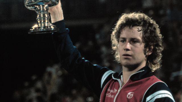 McEnroe v Gerulaitis