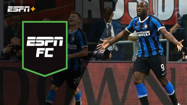 Sat, 9/21 – ESPN FC: Recapping the Milan Derby