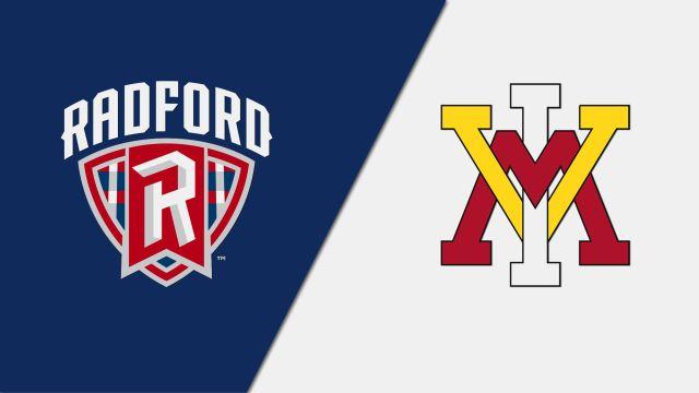 Radford vs. VMI (Baseball)