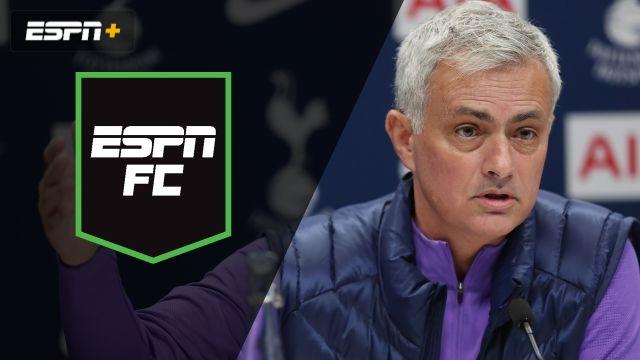 Thu, 11/21 - ESPN FC: Mourinho's Tottenham blueprint