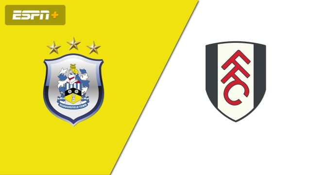 Huddersfield Town vs. Fulham (English League Championship)