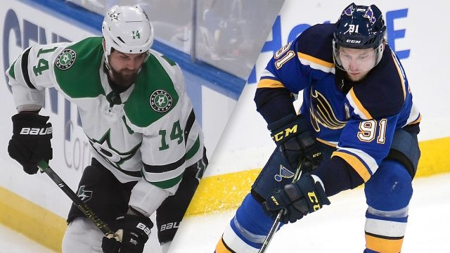 Dallas Stars vs. St. Louis Blues