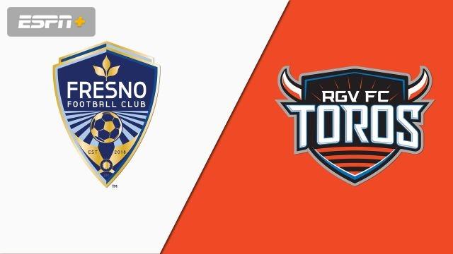 Fresno FC vs. Rio Grande Valley FC Toros (USL Championship)