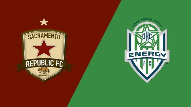 Sacramento Republic FC vs. OKC Energy FC