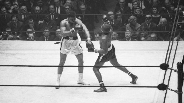Ali vs Jones