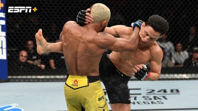 In Spanish - Joseph Benavidez vs. Deiveson Figueiredo (UFC Fight Night: Benavidez vs. Figueiredo)