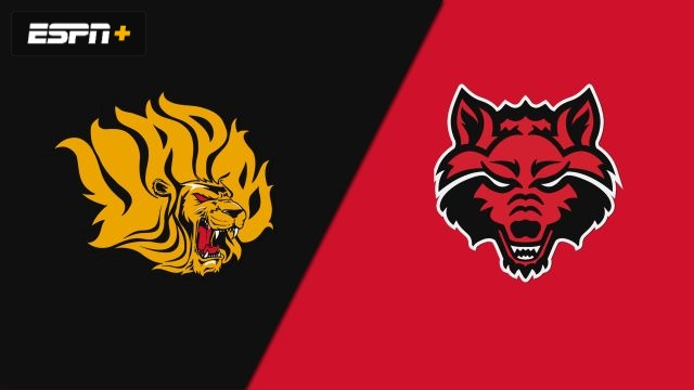 Arkansas-Pine Bluff vs. Arkansas State (W Basketball)