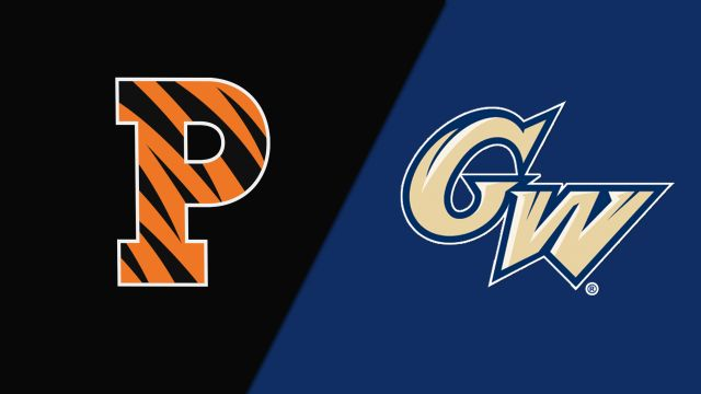 Princeton vs. George Washington (W Basketball)