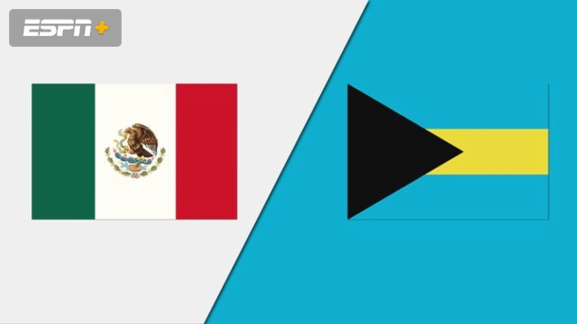 Mexico vs. Bahamas
