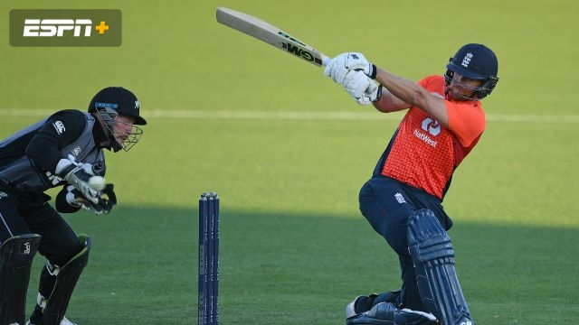 New Zealand vs. England (5th T20)