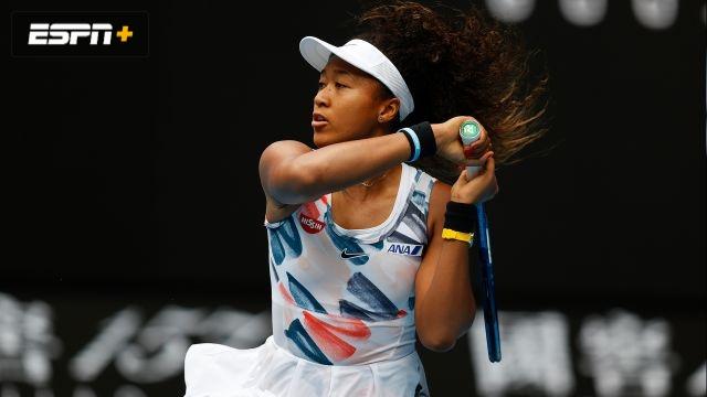 (3) Osaka vs. Zheng (Women's Second Round)