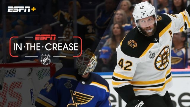 Sun, 6/2 - In the Crease: Stanley Cup Game 3 heads to St. Louis