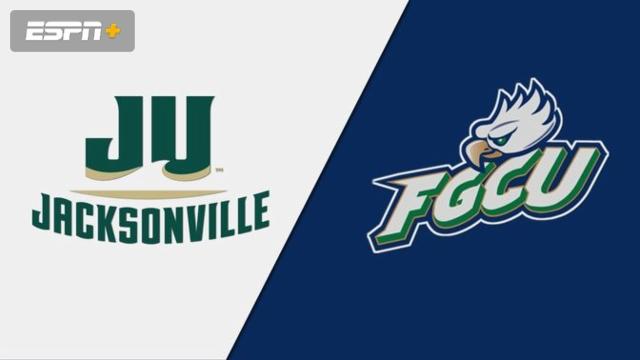 Jacksonville vs. Florida Gulf Coast (M Basketball)