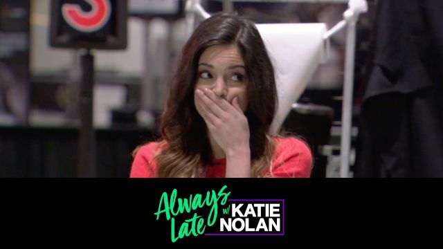 Wed, 1/9 - Always Late w/ Katie Nolan: Can you kick it?