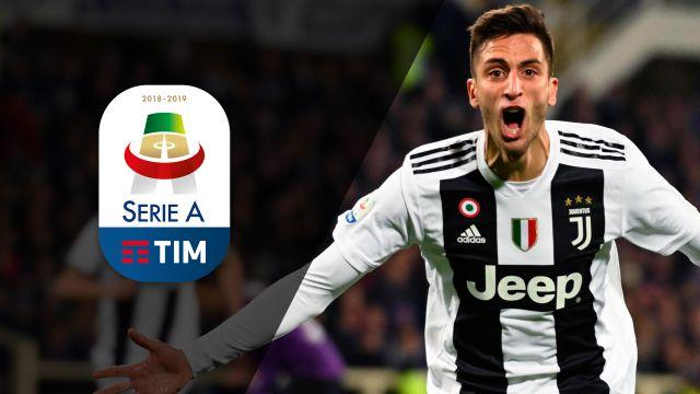 Tue, 12/4 - Serie A Full Impact: Juventus dominates again