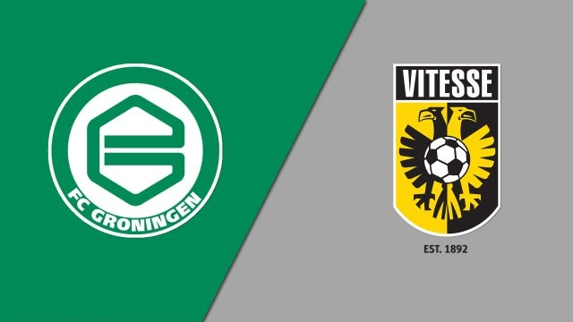 Groningen vs. Vitesse (Semifinals, First Leg) (Eredivisie Europa League Playoffs)