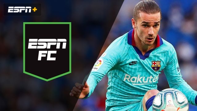 Sat, 12/14 - ESPN FC: Barca aims for top spot