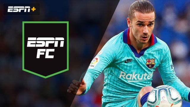 Sat, 12/14 - ESPN FC: Barca aims for top spot