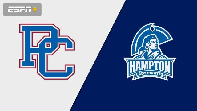 Presbyterian vs. Hampton (W Soccer)