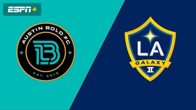 Austin Bold FC vs. LA Galaxy II (USL Championship)