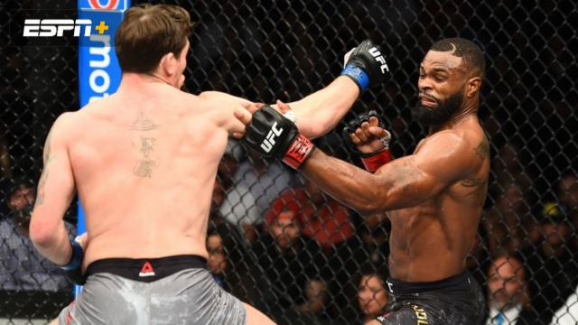 UFC 228: Woodley vs Till
