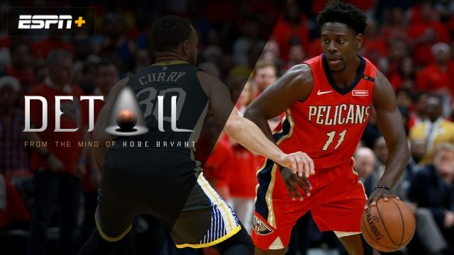Warriors vs Pelicans Game 3 with Jrue Holiday
