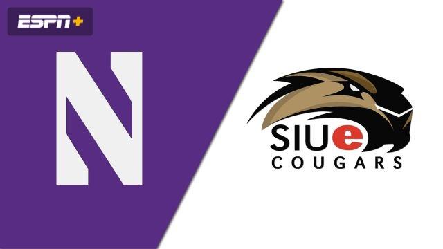 Northwestern vs. SIU-Edwardsville (Wrestling)
