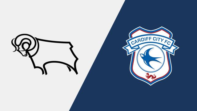 Derby County vs. Cardiff City (English League Championship)