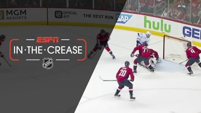 Fri, 5/18 - In the Crease