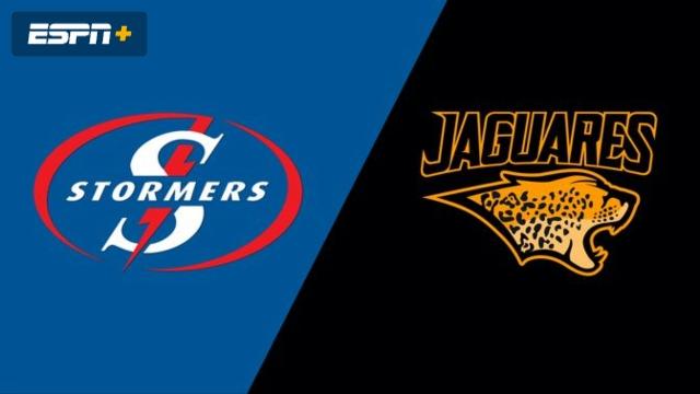 Stormers vs. Jaguares (Super Rugby)