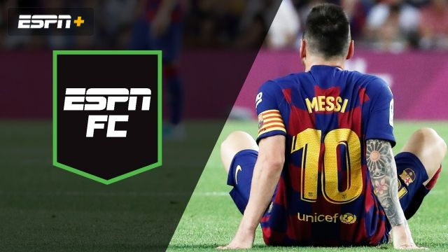 Tue, 9/24 - ESPN FC: Messi goes down again