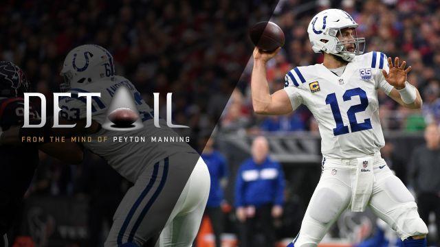 Detail - Peyton Manning: Breaking Down Andrew Luck