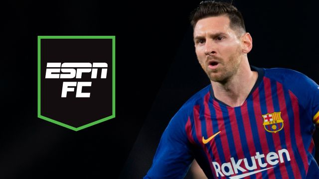 Sun, 3/17 - ESPN FC: Is Messi the GOAT?
