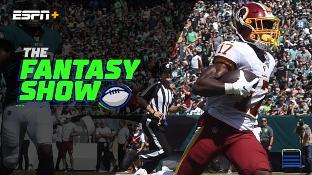 Tue, 9/10 - The Fantasy Show: Week 2 waiver wire