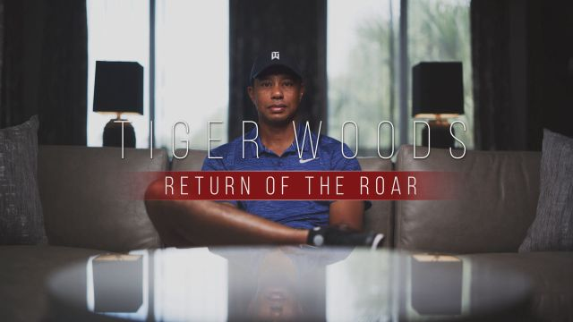 Tiger Woods:  Return of the Roar