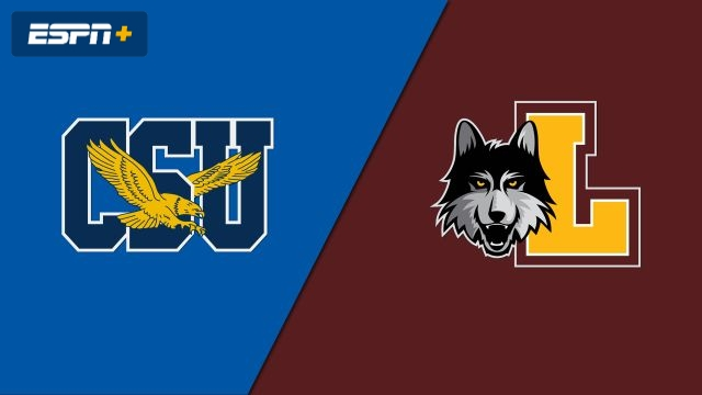 Coppin State vs. Loyola (M Basketball)