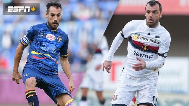 Lecce vs. Genoa (Serie A)