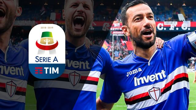 Sun, 4/14 - Serie A Weekly Highlight Show: Quagliarella strikes again