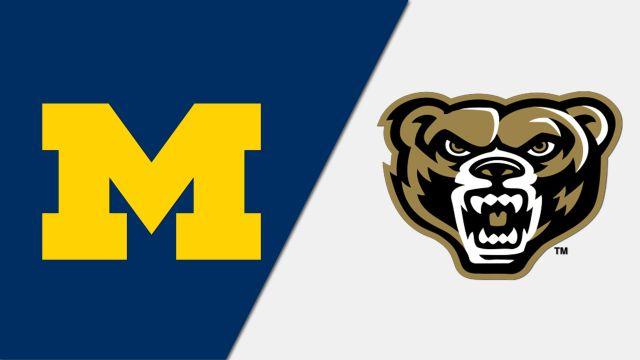Michigan vs. Oakland (W Basketball)